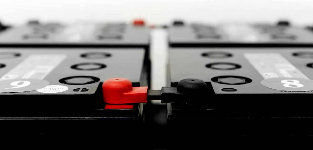 batterie per ups e raddrizzatori